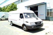 程力威牌CLW5041XLCNJ6型冷藏车