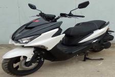 航爵牌HJ150T-3D型两轮摩托车图片