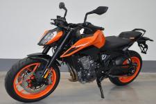 春风牌CF800-8A型两轮摩托车图片
