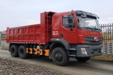 钦机牌LSC2256F201型越野自卸汽车