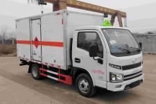 顺风智造牌SFZ5040XRQS6型易燃气体厢式运输车