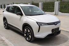 4.6米威馬EXH6460A05BEV純電動多用途乘用車