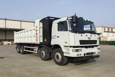 华菱之星牌HN3310B36D8BEV型换电式纯电动自卸汽车图片