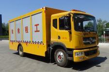 国六东风多利卡D9工程应急救险车