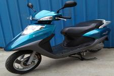 广雅牌GY125T-6D型两轮摩托车图片