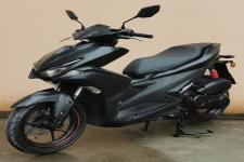 望雅摩托牌WY150T-12C型两轮摩托车图片