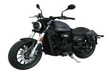 钱江牌QJ300-12型两轮摩托车图片