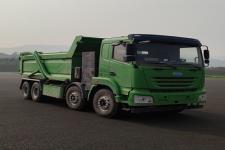 开沃牌NJL3310ZHJBEV1型纯电动自卸汽车图片