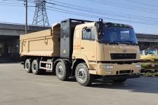 华菱之星牌HN3310B36C1BEV型换电式纯电动自卸汽车图片