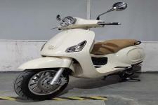 晶雅牌JY150T-D型两轮摩托车图片