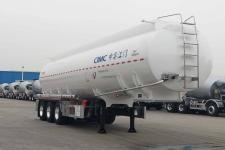 中集11米31.9吨3轴供液半挂车(ZJV9402GGYJM)