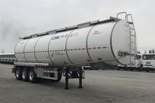 中集10.4米32.1吨3轴液态食品运输半挂车(ZJV9402GYSJM)