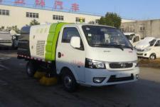 國六東風小型掃路車價格