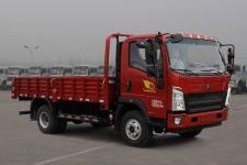豪沃单桥货车120马力1735吨(ZZ1047G3315F144)