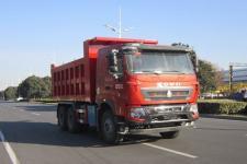 豪沃牌ZZ3257V384HF1型自卸汽車