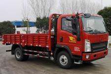 豪沃单桥货车184马力1495吨(ZZ1047H3315F140)