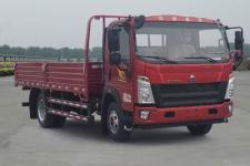 豪沃单桥货车184马力6355吨(ZZ1117H4215F112)