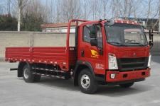 豪沃单桥货车156马力7355吨(ZZ1117G3815F112)
