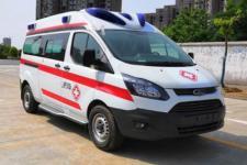 国六福特全顺V362救护车价格