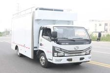 国六东风多利卡 户外移动餐车