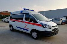 国六江铃福特救护车