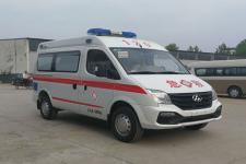 国六大通V80救护车