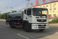 国六东风15方绿化喷洒车