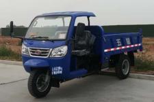 五星牌7YP-1750D4B型自卸三轮汽车