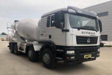 豐霸牌STD5312GJBZ6型混凝土攪拌運輸車