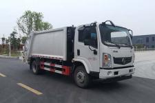 华通牌HCQ5120ZYSEQ6型压缩式垃圾车