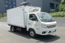 程力威牌CLW5031XLCB6型冷藏車