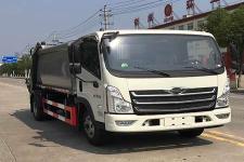 帝王环卫牌HDW5086ZYSB6型压缩式垃圾车