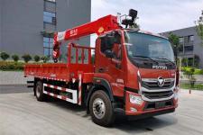 程力国六解放8吨随车吊(AAA5186JSQBJ6随车起重运输车)(AAA5186JSQBJ6)