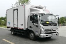 國六福田4.2米冷藏車藍牌不超重