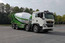 华专一牌EHY5316GJBZ6型混凝土搅拌运输车