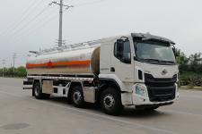 楚胜牌CSC5267GYYLEL6型铝合金运油车