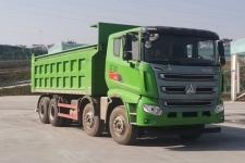 三一前四后八自卸车国六400马力(SYM3311ZZX2F)