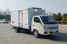 國六福田4.2米冷藏車