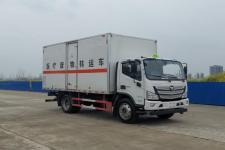 国六福田5米医废车|福田24方医疗废物收集转运车|医疗废物转运车
