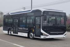 中通牌LCK6866FCEVGT1型燃料电池城市客车