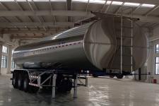 程力威牌CLW9403GNYXN型鲜奶运输半挂车