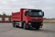 豪沃牌ZZ3257W434HF1型自卸汽车