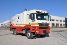 华美牌LHM5257TCJ62型测井车