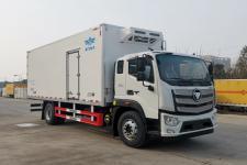 新飞牌XKC5180XLC6B型冷藏车
