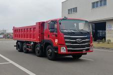 南骏牌NJA3312DPF56A型自卸汽车