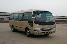 晶马牌JMV6606CF6型客车