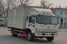 解放牌CA2120XXYP40K45L1T5E6A84型越野厢式运输车