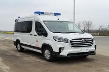 国六大通V90救护车