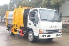 大力牌DLQ5045ZZZLZ6型自裝卸式垃圾車