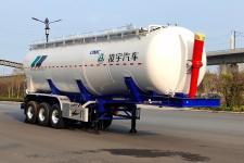 凌宇牌CLY9405GFL45型中密度粉粒物料运输半挂车